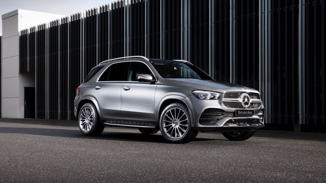 Mercedes Benz Gle 2019 Pricing And Specs Confirmed Car News Carsguide