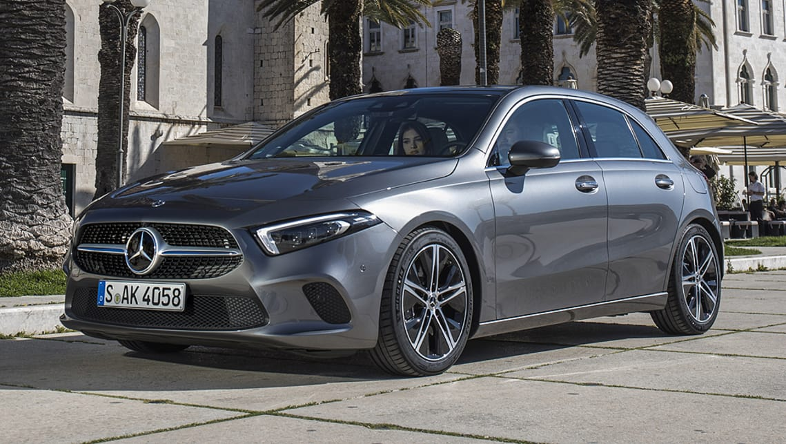 Mercedes Benz A200 2018 Pricing And Specs Confirmed Car