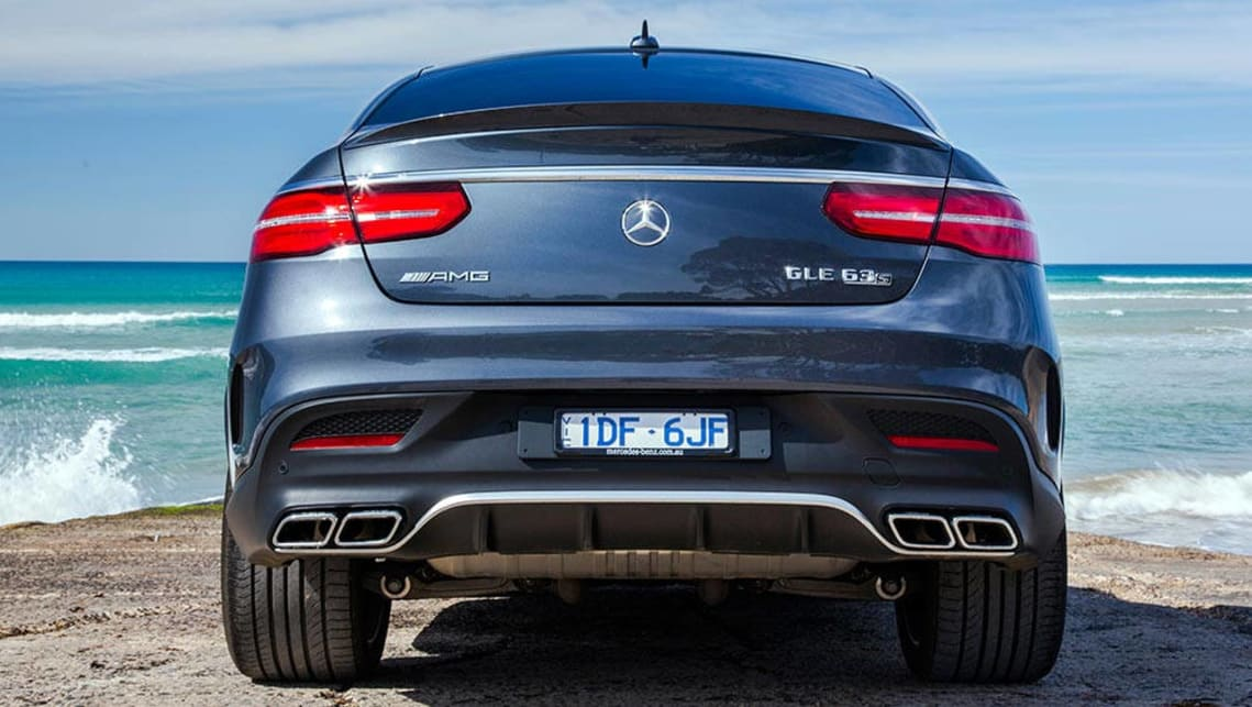 2016 Mercedes-AMG GLE 63 S Coupe