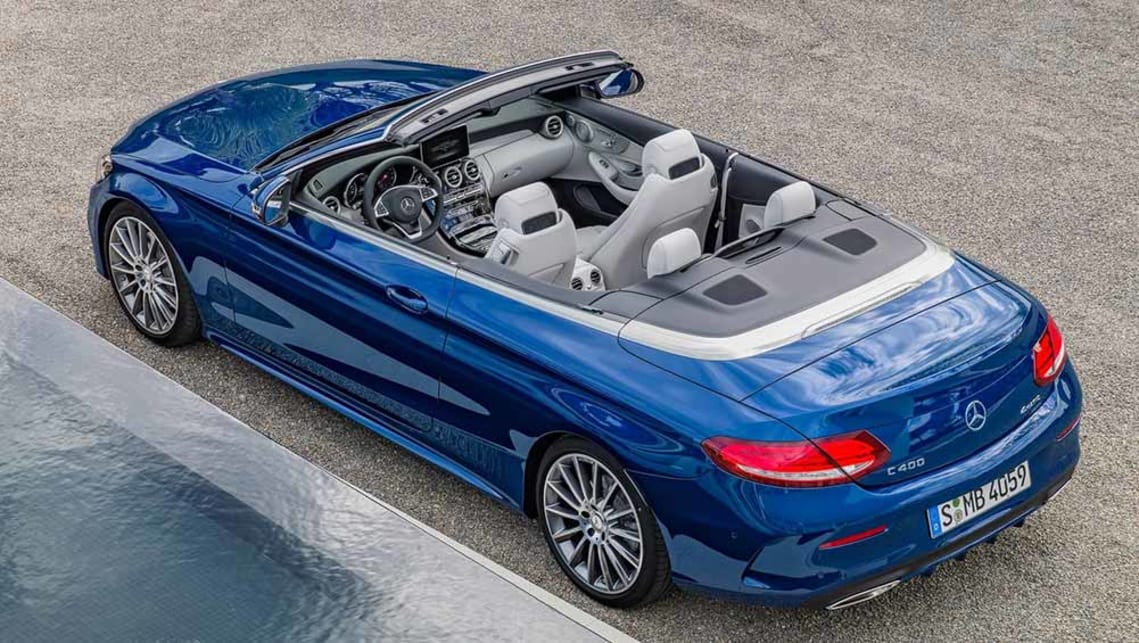 Mercedes Benz C Class Cabriolet 2016 New Car Sales Price Car News Carsguide