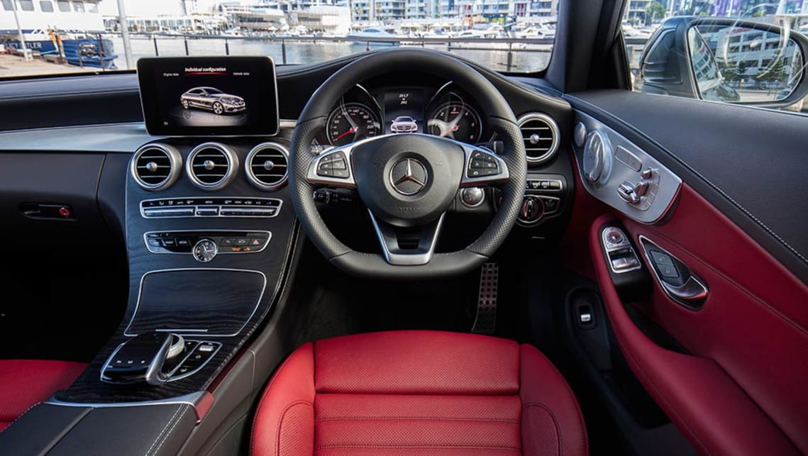 2016 Mercedes-Benz C200 Coupe