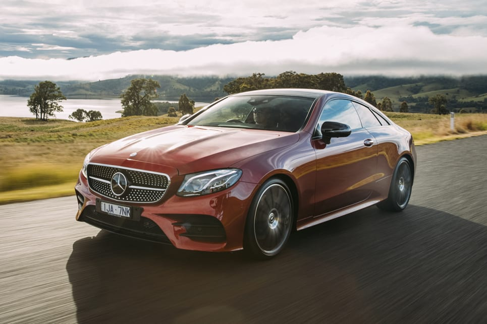 Mercedes-Benz E-Class coupe 2017 review | CarsGuide