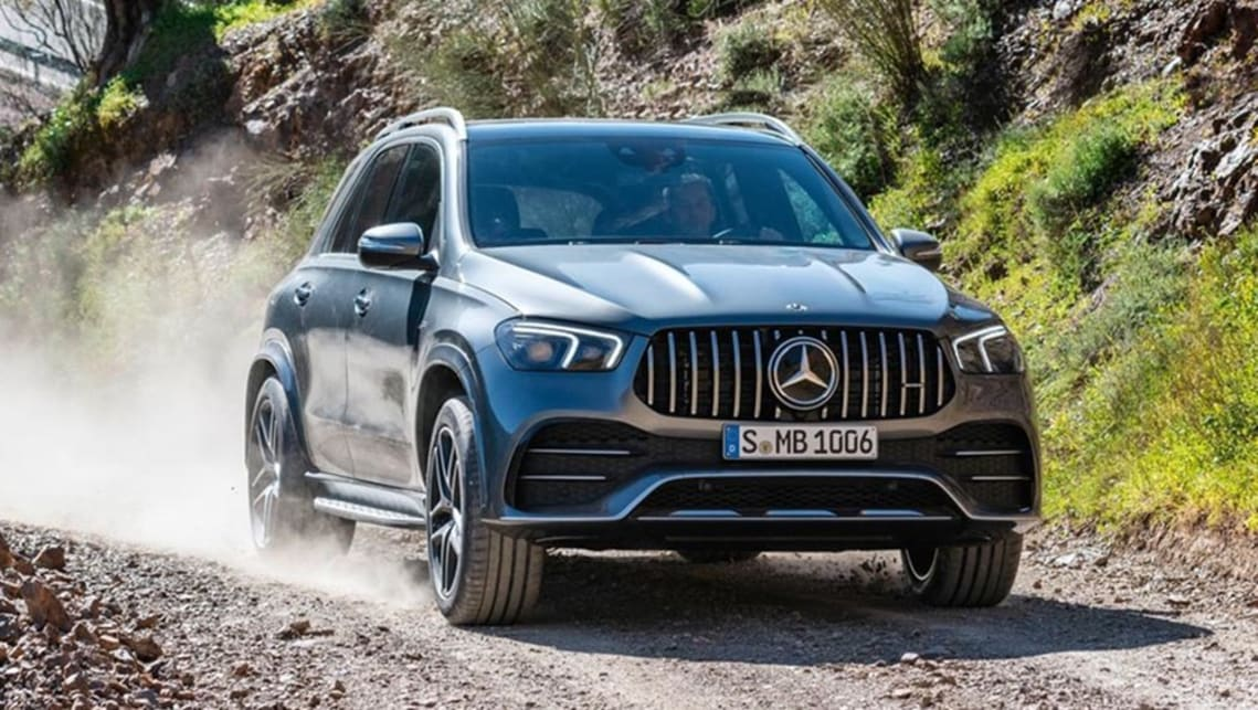New Mercedes Amg Gle 53 2020 Pricing And Spec Detailed Mild Hybrid Comes To Bmw X5 Fighting Large Suv Bruiser Car News Carsguide