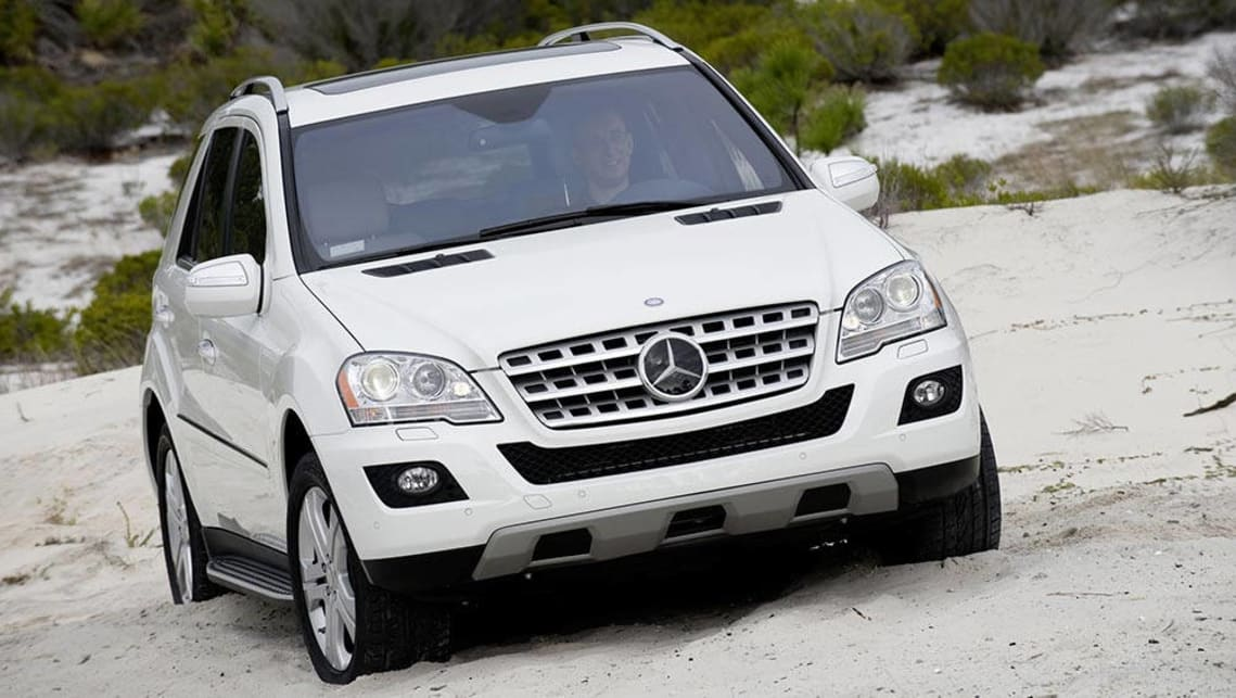Used Mercedes Benz M Class Ml350 Review 2005 2010 Carsguide