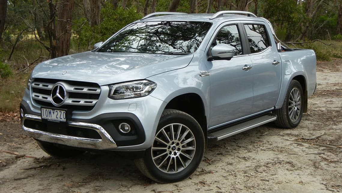 CONFIRMED: Mercedes-Benz axes the X-Class dual-cab as ...