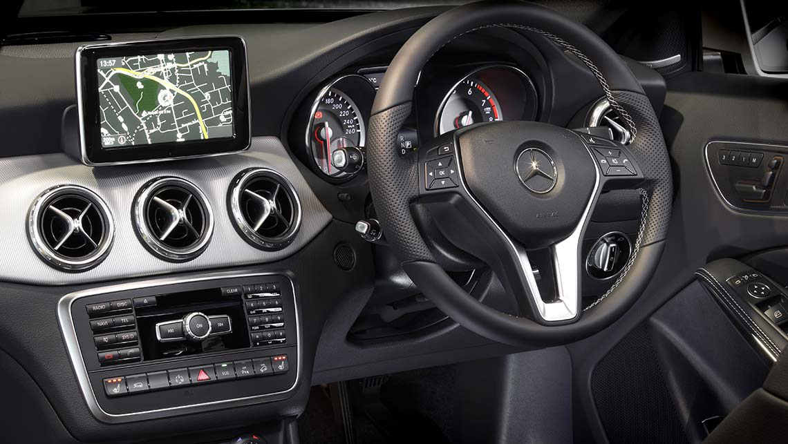 2014 Mercedes-Benz GLA250
