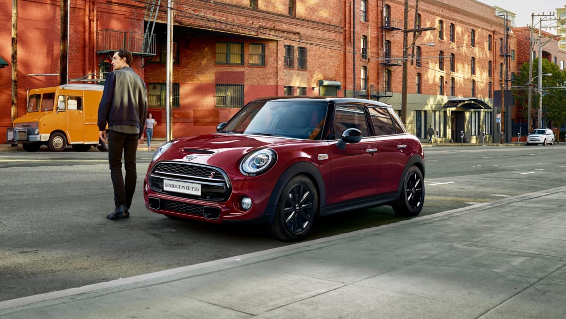Only 15 examples of each Cooper variant are on offer.