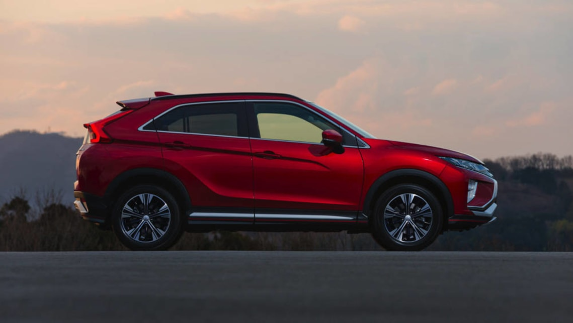 2015 Mitsubishi Eclipse >> 2017 Mitsubishi Eclipse Cross Previewed Car News Carsguide
