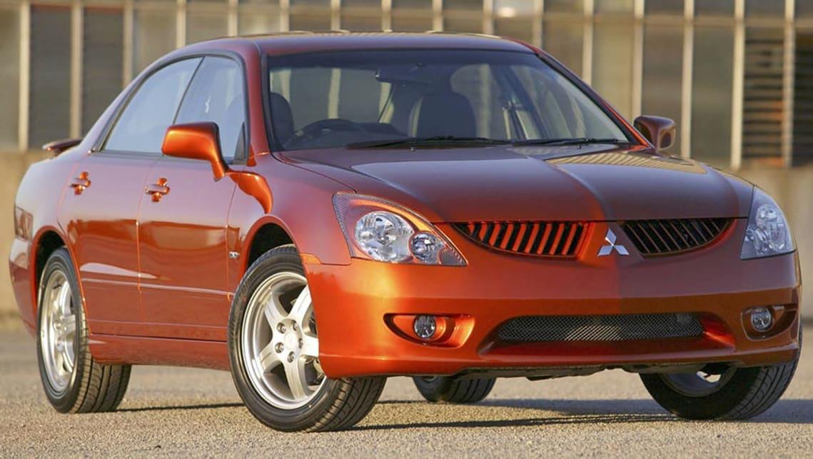 1997 1998 Mitsubishi Magna Wagon 18-PAGE Australia Sales Brochure
