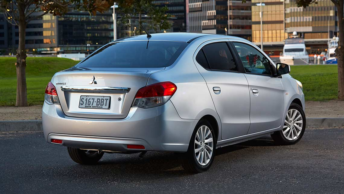 2014 Mitsubishi Mirage sedan