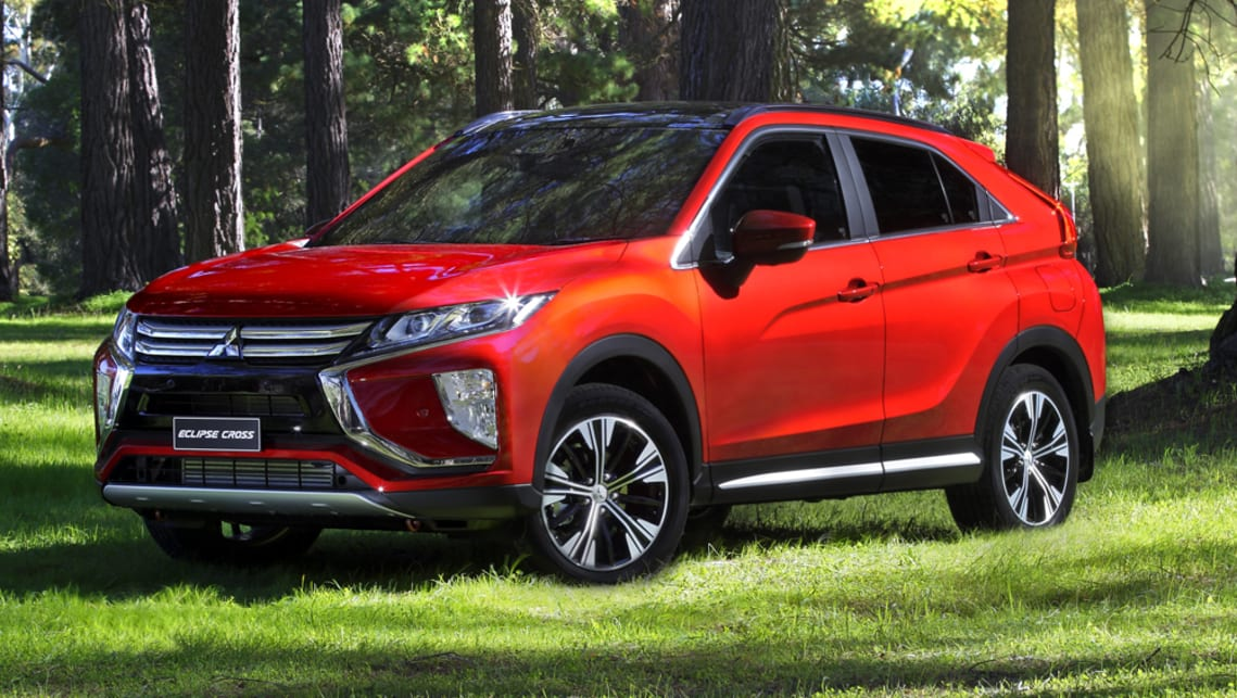 mitsubishi eclipse cross 2020 pricing and spec confirmed