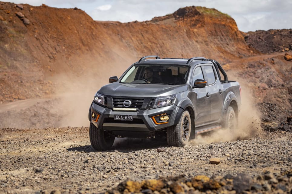 The Warrior is the result of a joint project between Nissan Australia and the Aussie engineers at Premcar.