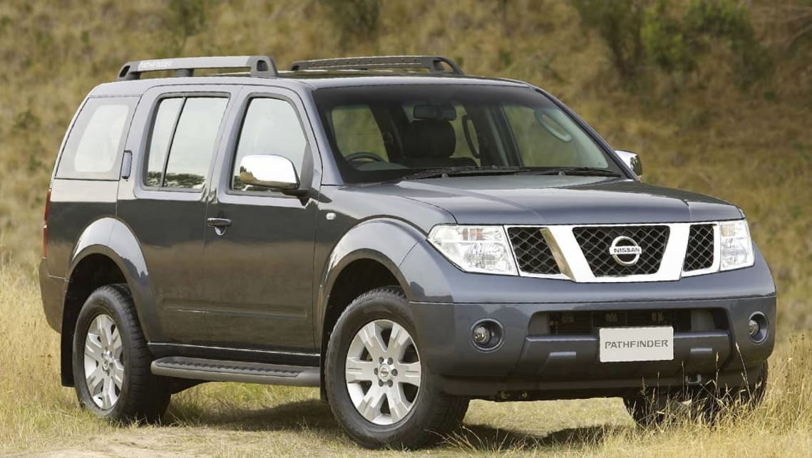 Used Nissan Pathfinder Review 2005 2015 Carsguide