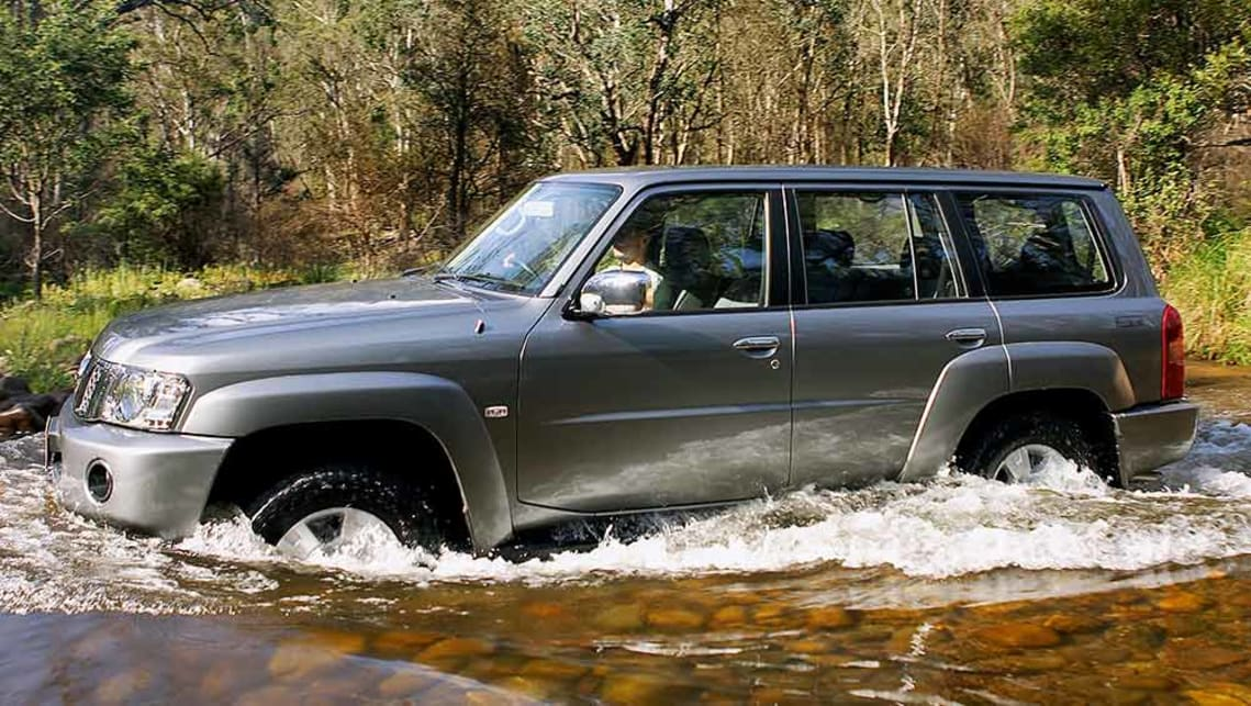 Used Nissan Patrol Review 2007 2012 Carsguide