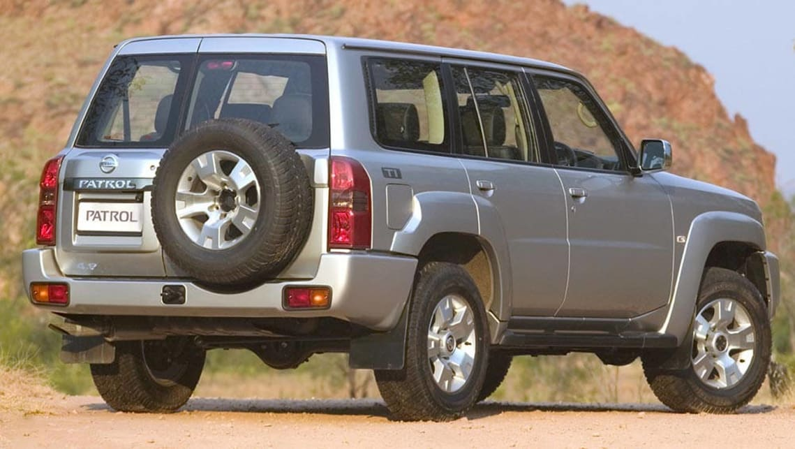 Used Nissan Patrol review: 2007-2012 | CarsGuide