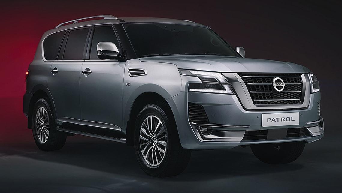 Nissan Patrol 2020 confirmed for Australia: AEB ...