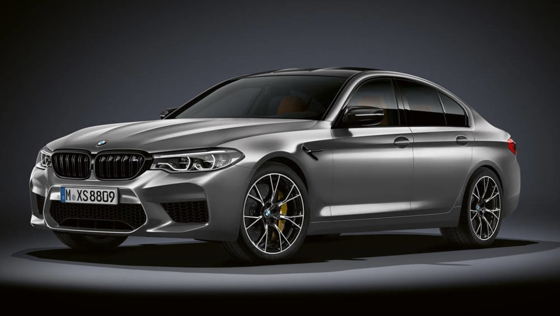The M5 Competition will be the most powerful BMW M5 yet when it lands locally in the second half of 2018.