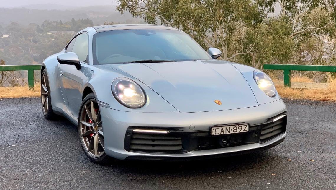 Porsche 911 2019 2020 Review Carrera S