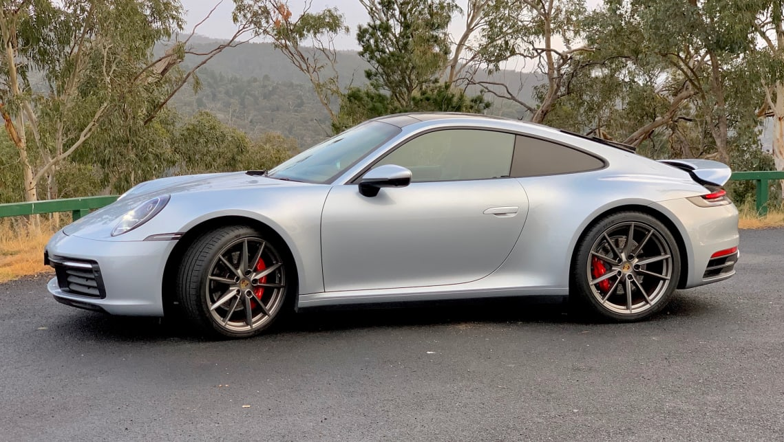 I spent my long weekend in the 2019 Porsche 911 Carrera S.