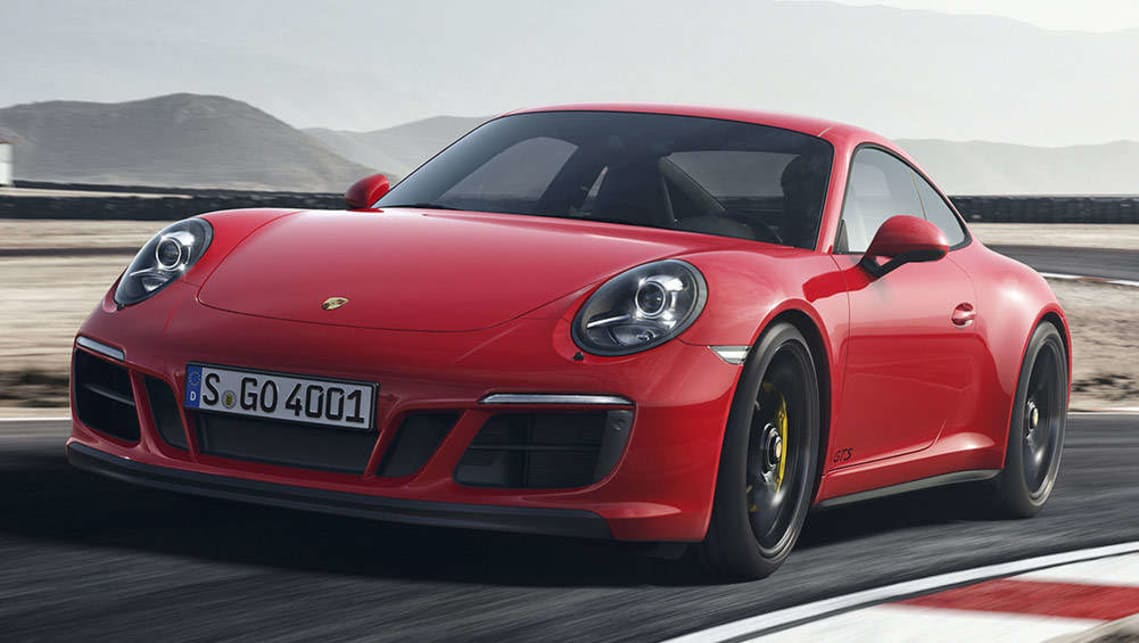 2017 Porsche 911 GTS | new car sales price