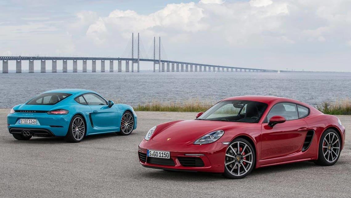 Porsche Cayman 2016 Review Carsguide