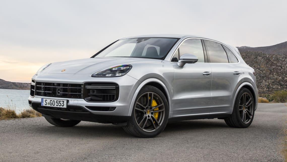Porsche Cayenne 2018 pricing and spec confirmed , Car News