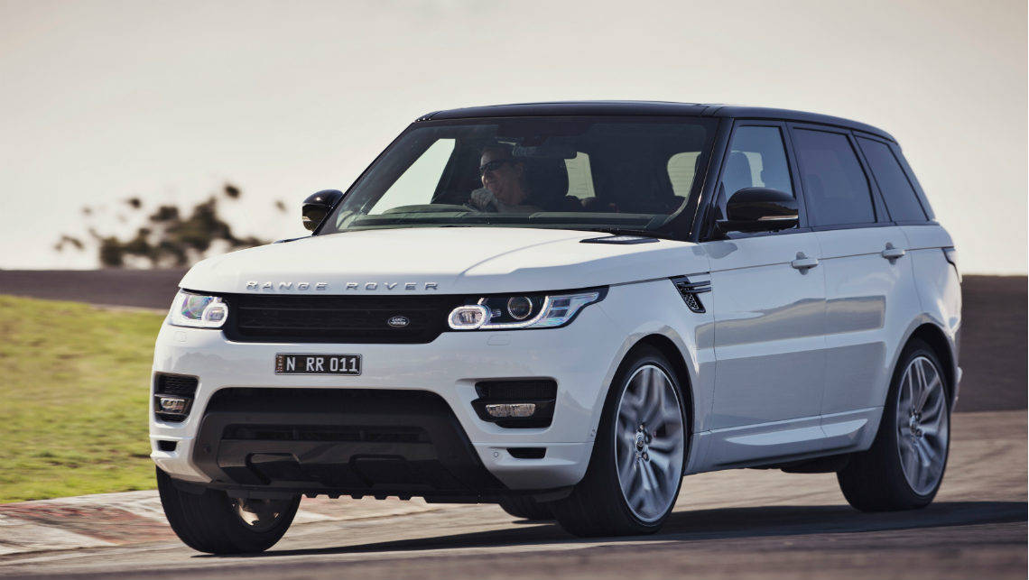 2015 Range Rover Sport New Car Sales Price Car News Carsguide