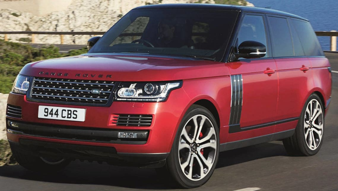 2017 Range Rover Configurations >> Range Rover 2017 New Car Sales Price Car News Carsguide