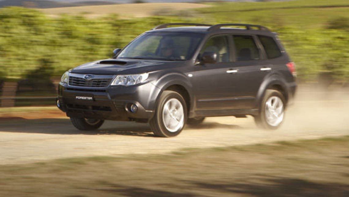 Used Subaru Forester review: 2008-2010 | CarsGuide