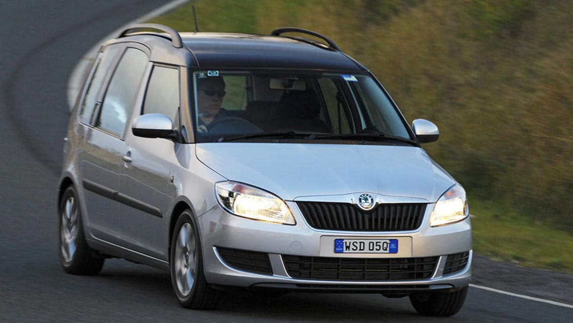 Used Skoda Roomster Review 2007 2014 Carsguide
