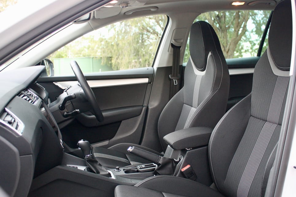 Skoda is a marvel when it comes to interior packaging, and the Octavia is perhaps the most impressive exponent of this.