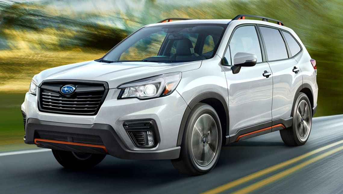 New Subaru Forester 2021 detailed: Sport grade adds some spice to Toyota  RAV4 and Hyundai Tucson rival - Car News | CarsGuide