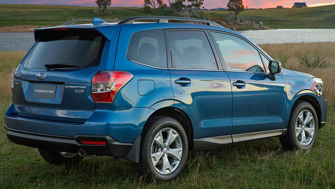 Subaru Forester 2 0D-L 2015 review | CarsGuide