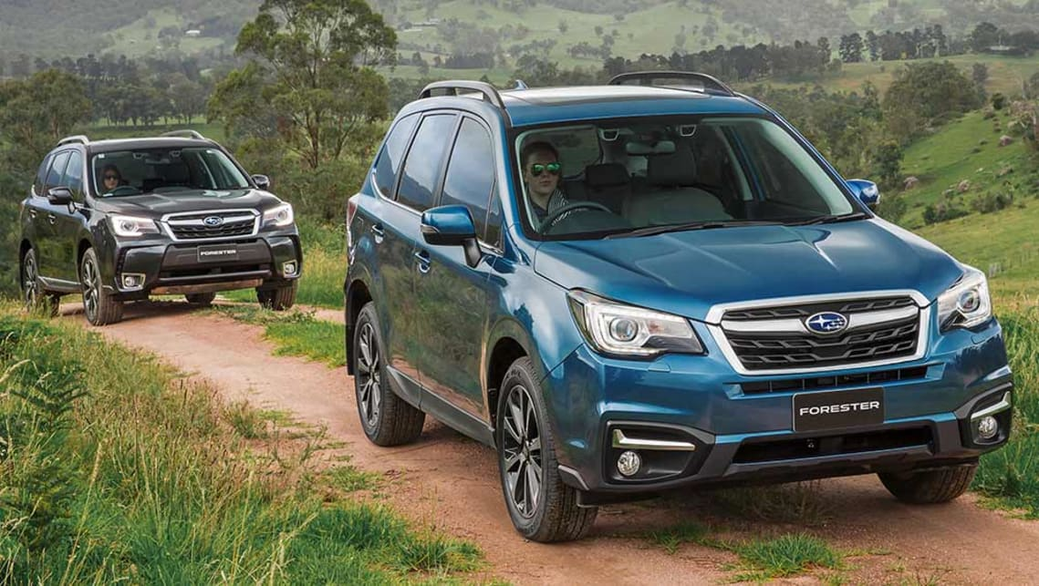Subaru Forester 2016 review   CarsGuide