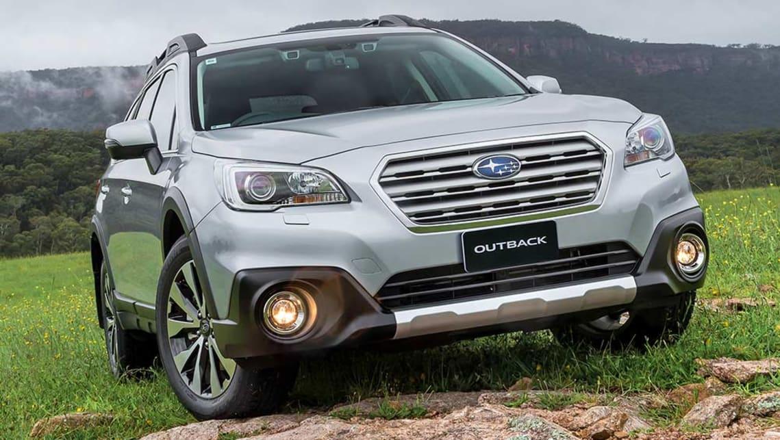 Subaru Outback 2 0D Premium 2016 review | CarsGuide