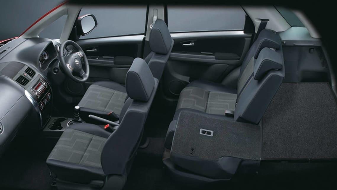 Used Suzuki SX4 review: 2007-2012   CarsGuide
