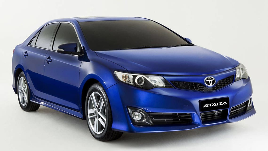Used Toyota Camry and Aurion review: 1999-2016 | CarsGuide