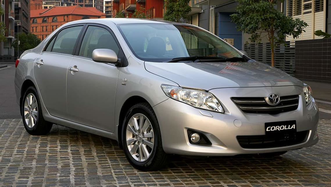 Used Toyota Corolla review: 2007-2012 | CarsGuide