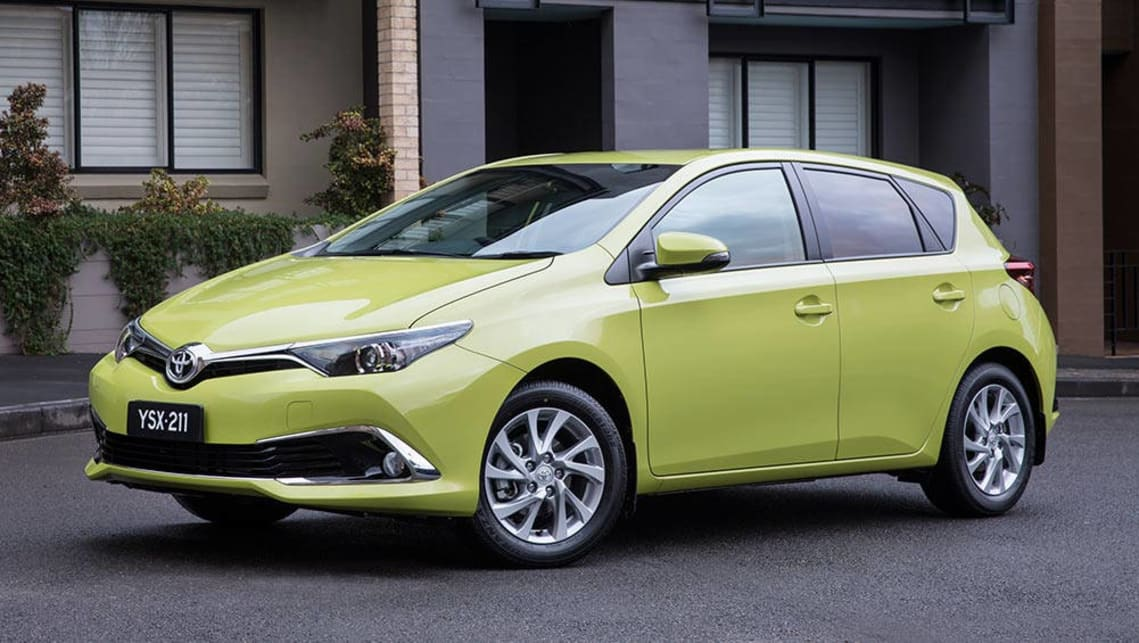 The Toyota Corolla was Australia's best-selling car in July.
