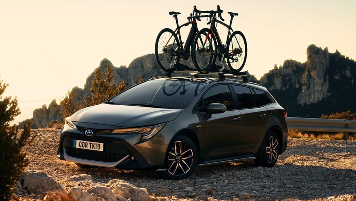 Toyota Corolla Wagon Under Question For Australia Car News