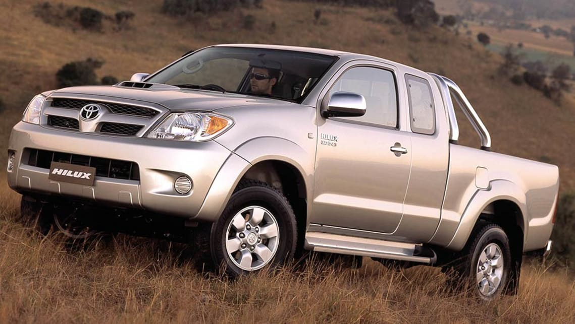Seventh-gen Toyota HiLux 2005-2011