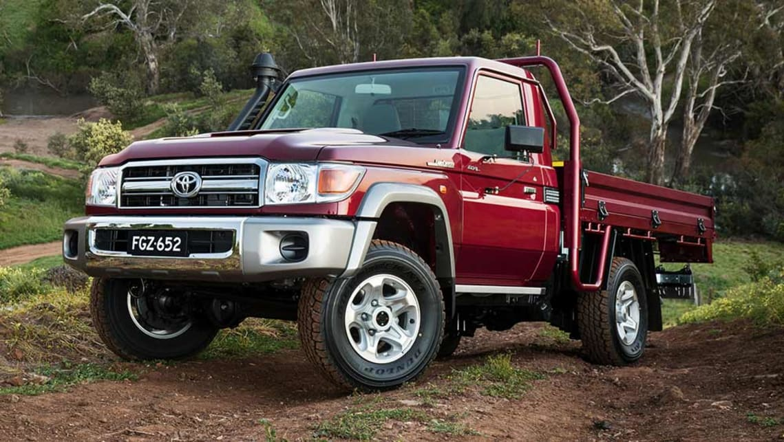 Toyota Land Cruiser 70 >> Toyota Land Cruiser 70 Series Single Cab 2016 Review