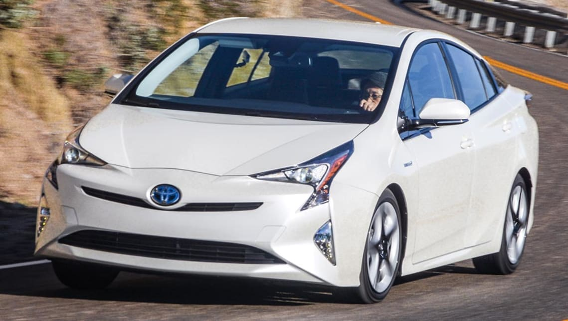 Toyota Prius 2016 Review Carsguide