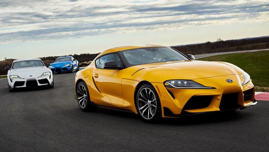 should the next toyota sports car be the celica or mr2