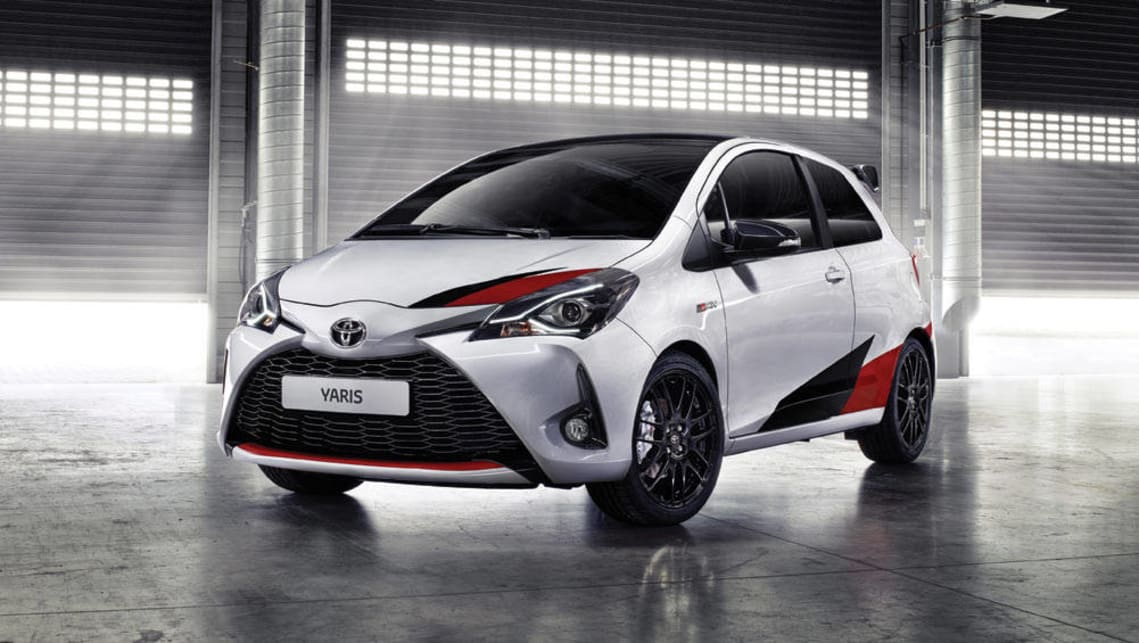 The 1.8-litre supercharged Toyota Yaris GRMN is not making its way to Australian showrooms.