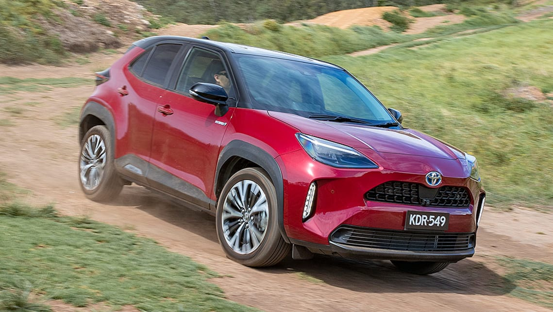 2021 Toyota Yaris Cross Pricing And Specs Detailed New Mazda Cx 3 Ford Puma And Vw T Cross Rival Goes Hybrid Car News Carsguide