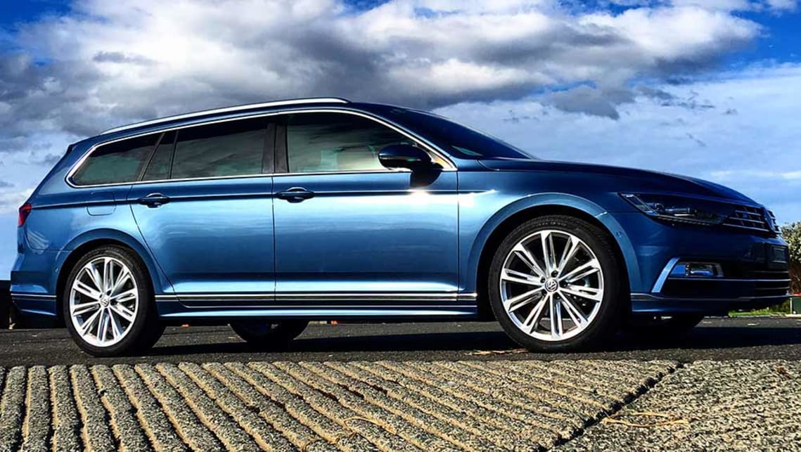 Volkswagen Passat 140TDI Highline wagon 2016 review | CarsGuide