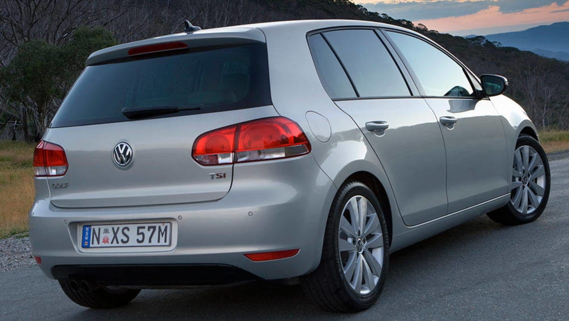 2009 Volkswagen Golf hatch