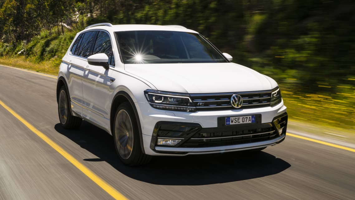 Volkswagen Tiguan 162TSI Highline 2019 review: snapshot