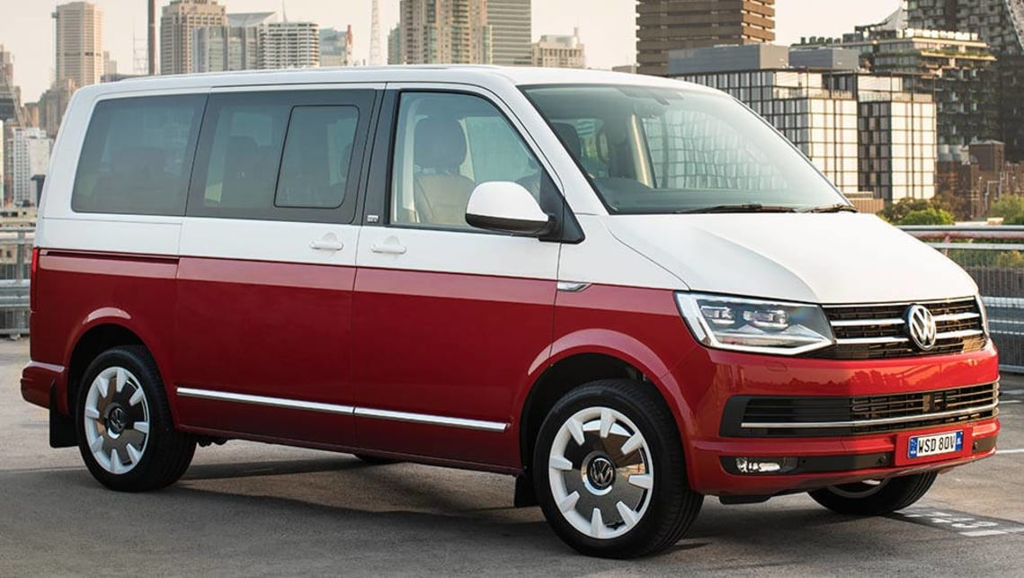 2016 Volkswagen T6 Multivan Generation Six limited edition